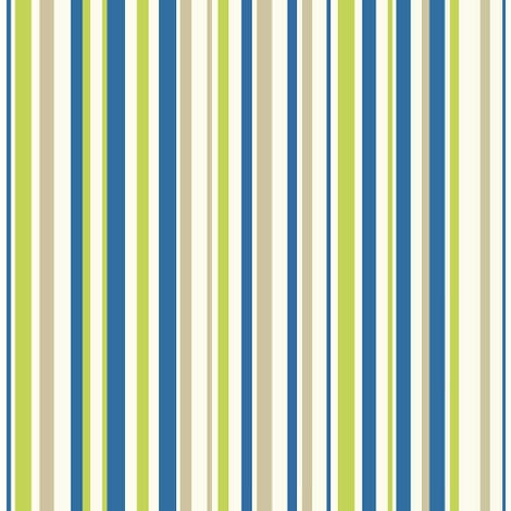 Arthouse Wallpaper Earn Stripes Blue & Green 668700