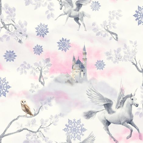 Arthouse Wallpaper Fairytale Lilac 667801