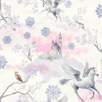 Arthouse Wallpaper Fairytale Lilac 667801