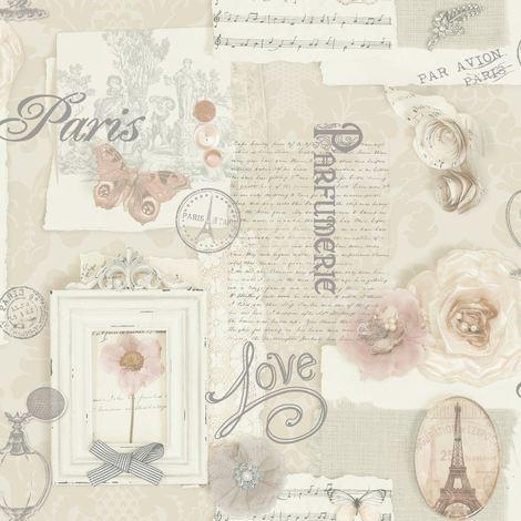 Arthouse Wallpaper Felicity Natural 665400