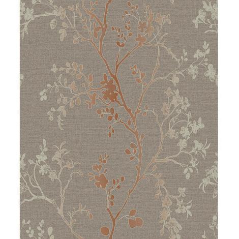 Arthouse Wallpaper Orabella Copper 673400