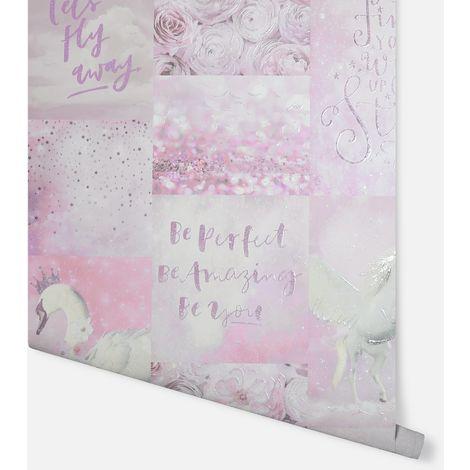 Arthouse Wallpaper Pandora's Dream Pink 692700