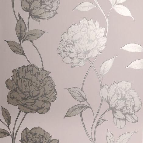 Arthouse Wallpaper Pretty Floral Blush 688000