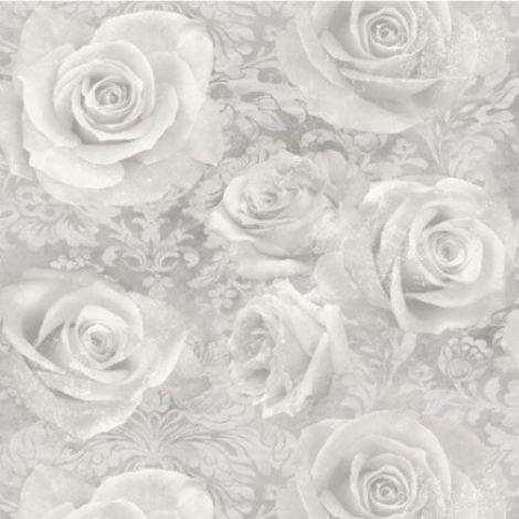Arthouse Wallpaper Reverie Silver 623303