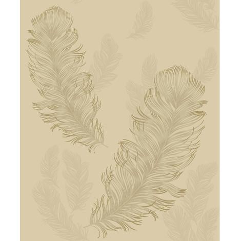 Arthouse Wallpaper Sirius Gold 673601
