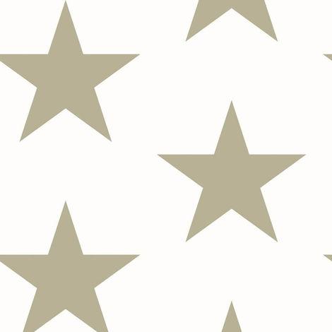 Arthouse Wallpaper Starry Night Gold 891300 Full Roll