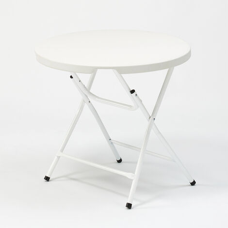 Arthur 80 80x74 mesa plegable para jardín y camping