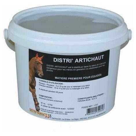 Artichaut Cheval - Drainant naturel - Contenance: 2.5 kg
