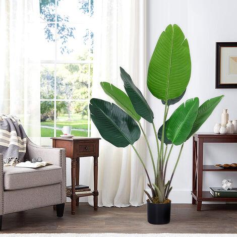 Artificial Banana Tree in Pot Fake Plant
