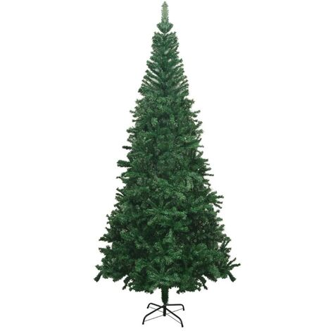 Artificial Christmas Tree L 240 cm Green