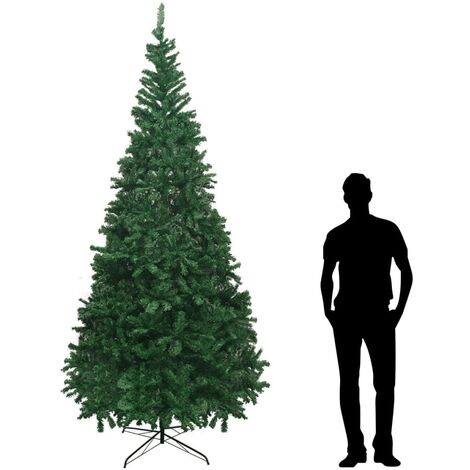 Artificial Christmas Tree XL 300 cm Green