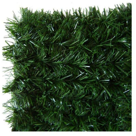 Artificial hedge roller JET7GARDEN 1,80x3m - pine green - 110 strands