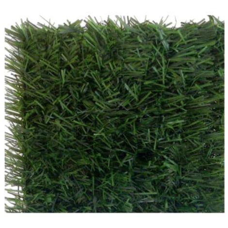 Artificial hedge roller JET7GARDEN 2x3m - cedar green - 126 Supra strands