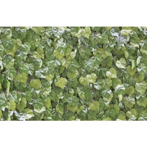 Artificial Hedging - Screening or Wall Covering - 1x1m - Various Designs