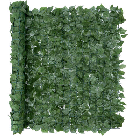 Artificial Ivy Leaf Hedge Roll (1m x 3m)