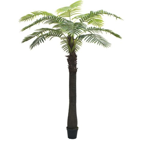 Artificial Palm Tree with Pot 310 cm Green
