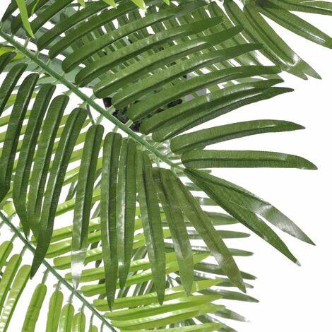 Artificial Phoenix Palm Tree with Pot 130 cm QAH08709