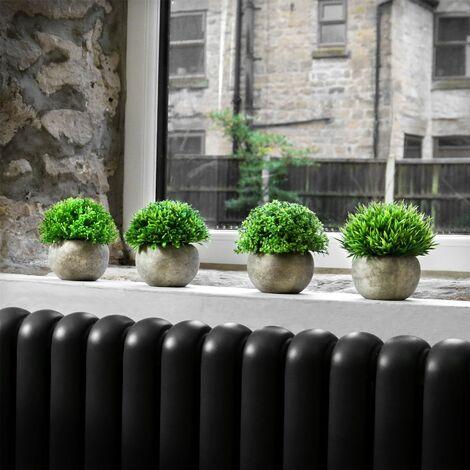 Artificial Plants - Set of 4 | M&W
