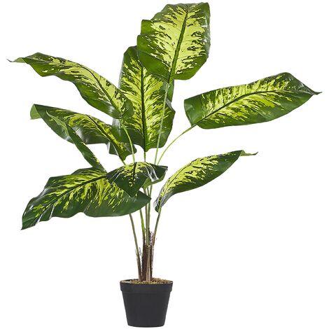 Artificial Potted Plant 122 cm DIEFFENBACHIA