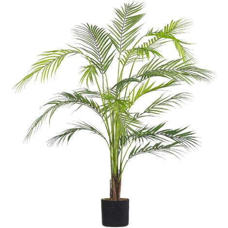 Artificial Potted Plant 124 cm ARECA PALM