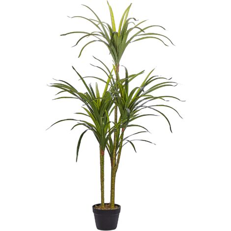 Artificial Potted Plant for Indoor Use Plastic Decoration Tall Dracaena Anita