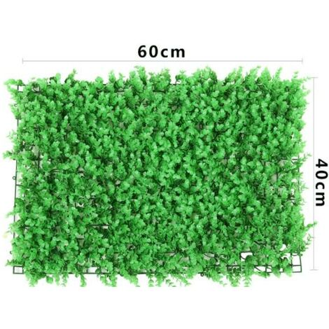 Artificiel Lierre Plantes Feuille Vigne Suspendue Feuilles Mural Simulation Mur Végétal Intérieur Simulation Mur Végétal Vert Plante Mur Décoration Maison Fond, (247)Eucalyptus