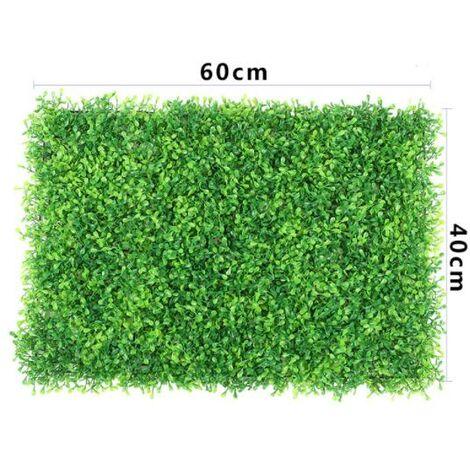 Artificiel Lierre Plantes Feuille Vigne Suspendue Feuilles Mural Simulation Mur Végétal Intérieur Simulation Mur Végétal Vert Plante Mur Décoration Maison Fond, Pelouse d'herbe d'arachide