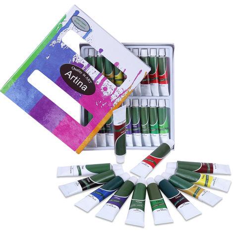 Artina Acrylfarbenset 18x12 ml