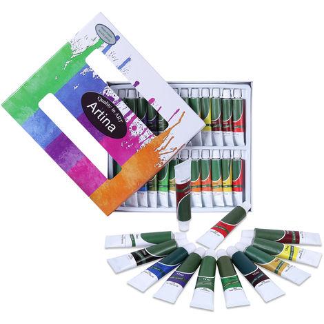 Artina Acrylfarbenset 24x12 ml
