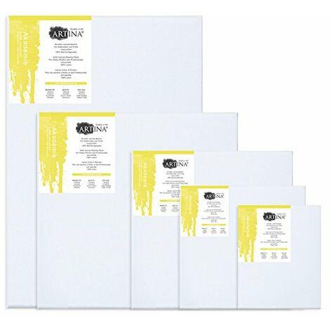 Artina Cartons entoilés – Toile 100% coton