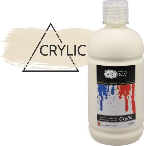 Artina crylic Peinture acrylique pour artistes 500 ml