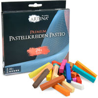 Artina Premium Pastellkreide Softpastellkreide Pasteo