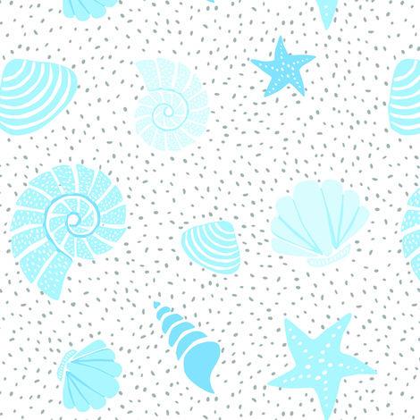 Aruba Polyester Shower Curtain