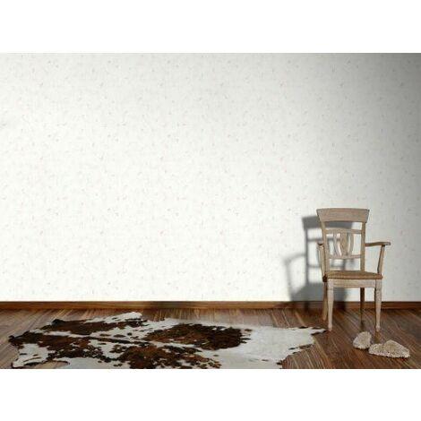 A.S. Création 240125 Papier Peint Intissé Blanc / Multicolore Import Allemagne