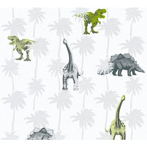 A.S Creation Kids Dinosaur Wallpaper