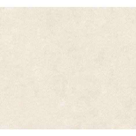 "A.S. Création Vliestapete Cappuccino Creme Stein Putz 562234-""562234l"""