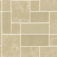 AS Creations Beige Tile Wallpaper 347791