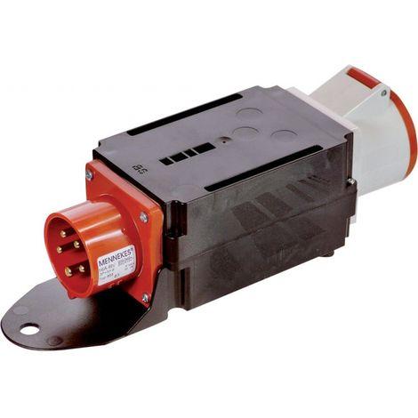 as - Schwabe 60530 MIXO Adaptator para obra Protección IP44 400 V