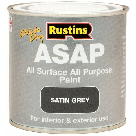 ASAP Paint Grey 1 Litre (RUSASAPGR1L)