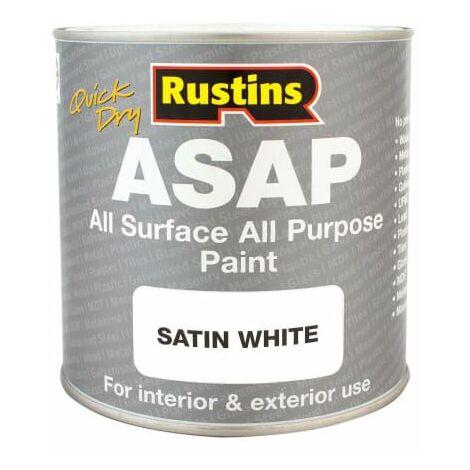 ASAP Paint White 1 Litre RUSASAPW1L