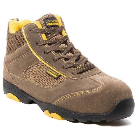 ASCANITE chaussures de sécurité composite hautes S1 Coverguard