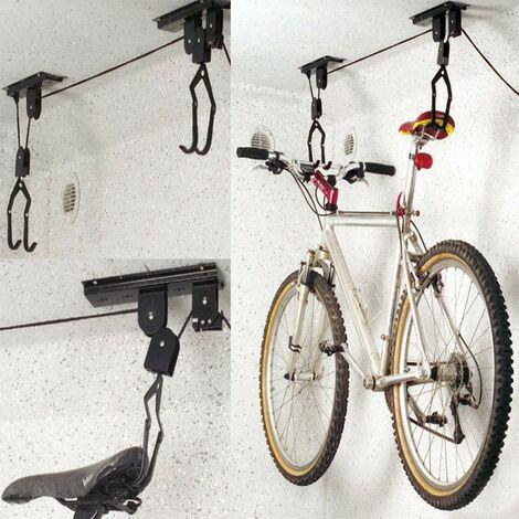 Ascenseur de vélo pour montage au plafond