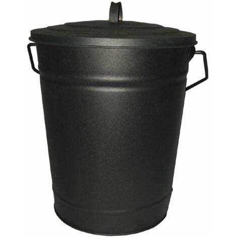 Ash Bucket, Black