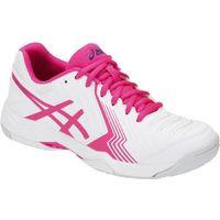 6 Tennis Femme Gel Chaussures Game Asics De Blanc 37 Ybyvf6g7