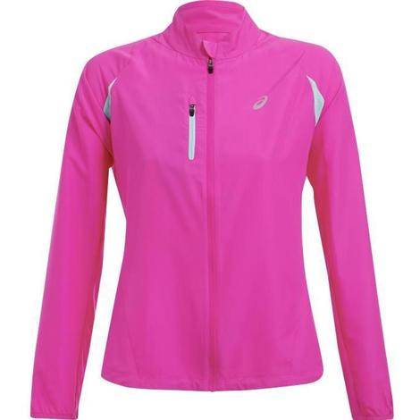 new concept best choice hot sale online ASICS Veste running femme - Rose - XS