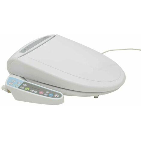 Asiento electronico de bano bidet automatico de lujo