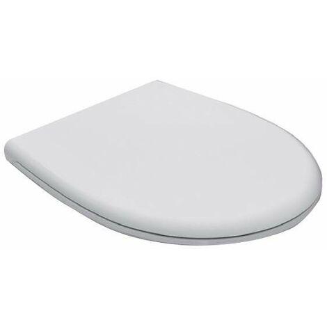 Asiento inodoro Duroplast extraíble 44.38 Globo Bowl+ BPR19BI-BPR20BI