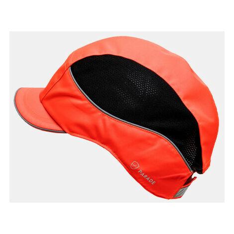 Asmara 1469- Casquette anti-heurt - Mixte - taille : TU - couleur : Orange - PARADE