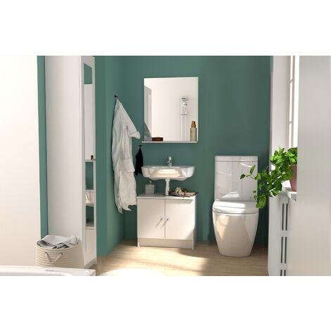 Aspen : 1 meuble, 1 miroir, 1 colonne 30