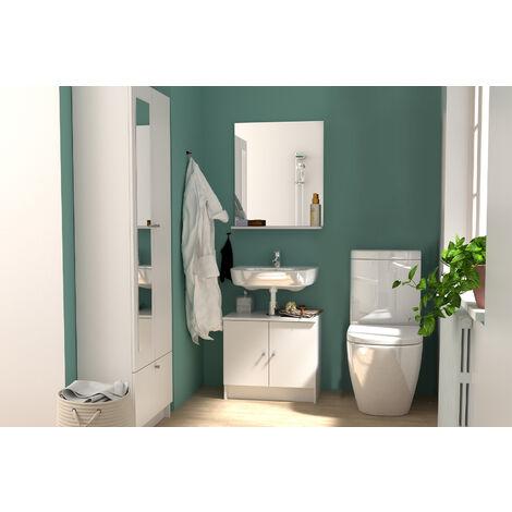 Aspen : 1 meuble, 1 miroir, 1 colonne 59